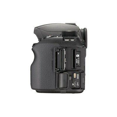 Pentax DSLR Camera Body Black Pentax AF-200FG Mount