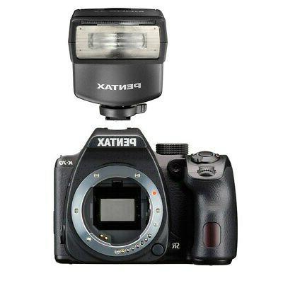 k 70 dslr camera body only black