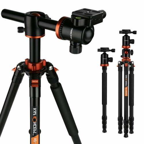k and f concept professional camera tripod