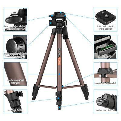 K&F Professional Tripod Canon