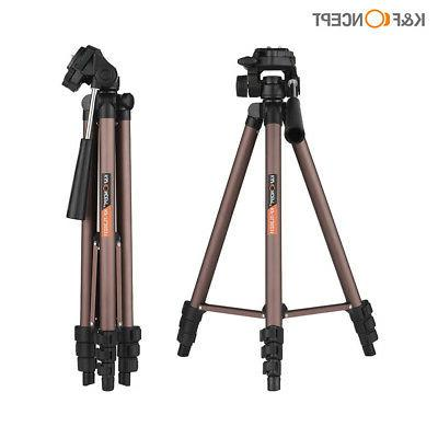 k and f concept professional photography tripod
