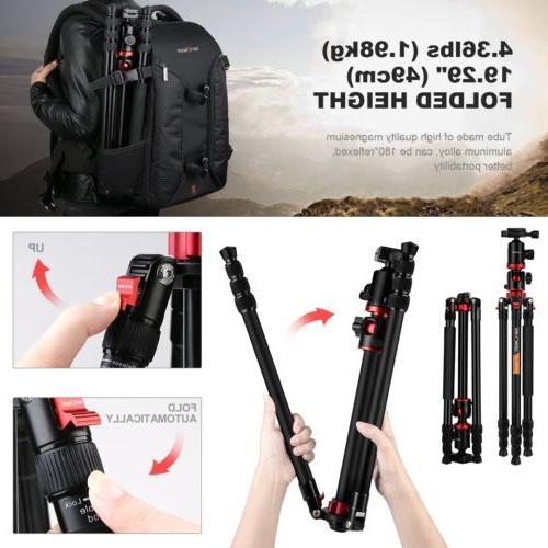 """Camera Tripod Concept Ball 72"""""""