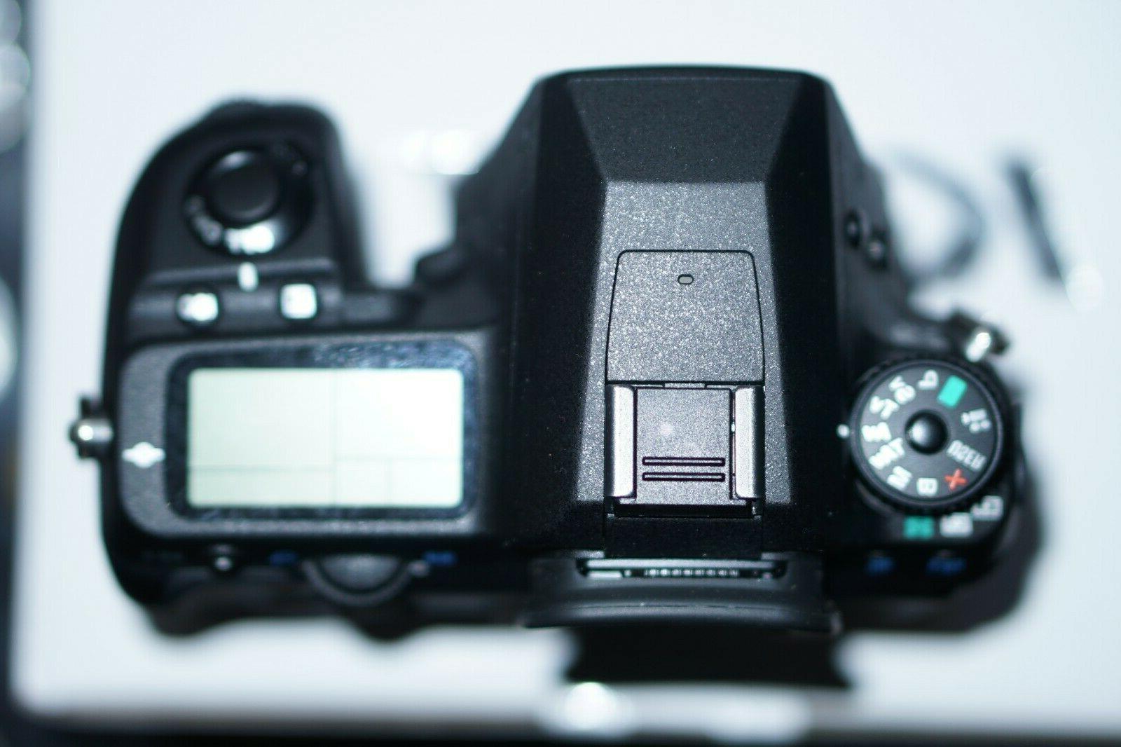 PENTAX Pentax K IIs SLR Camera -