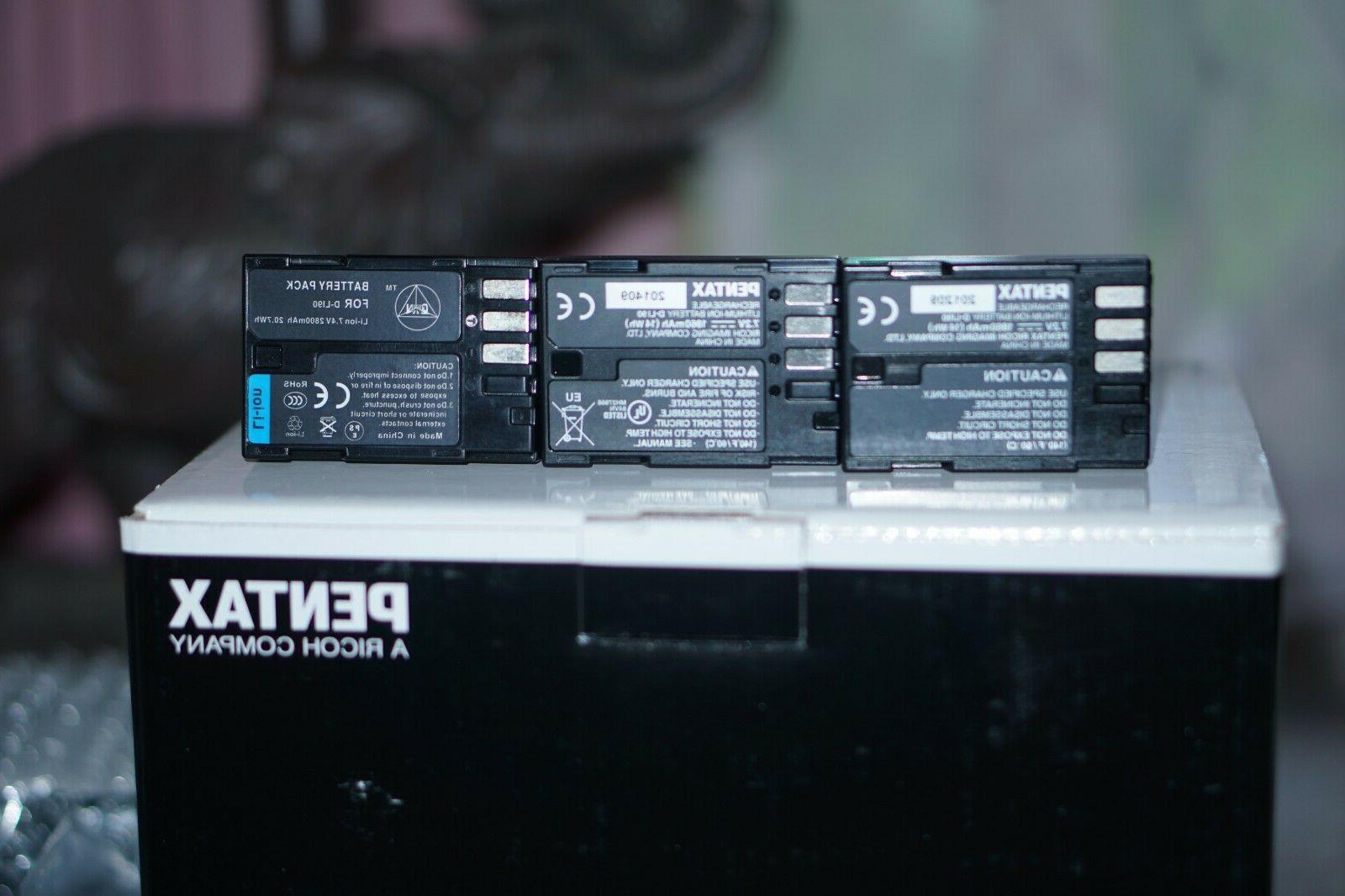 PENTAX Pentax K K-5 IIs Camera - Black