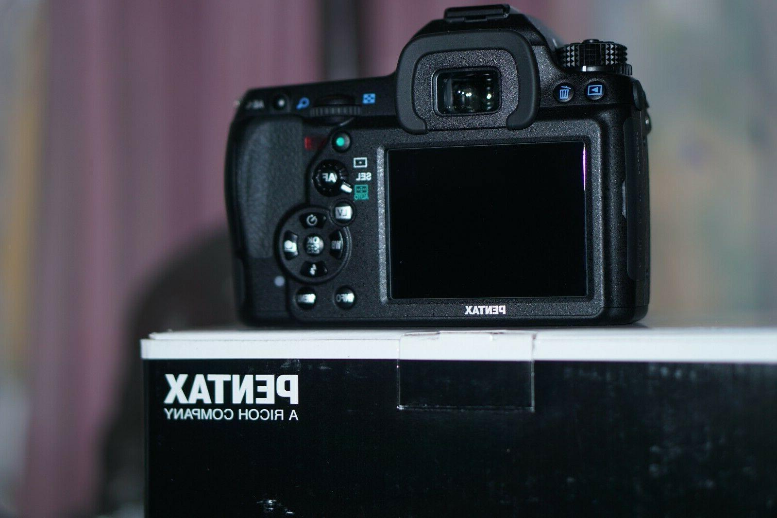 PENTAX IIs Digital SLR Camera