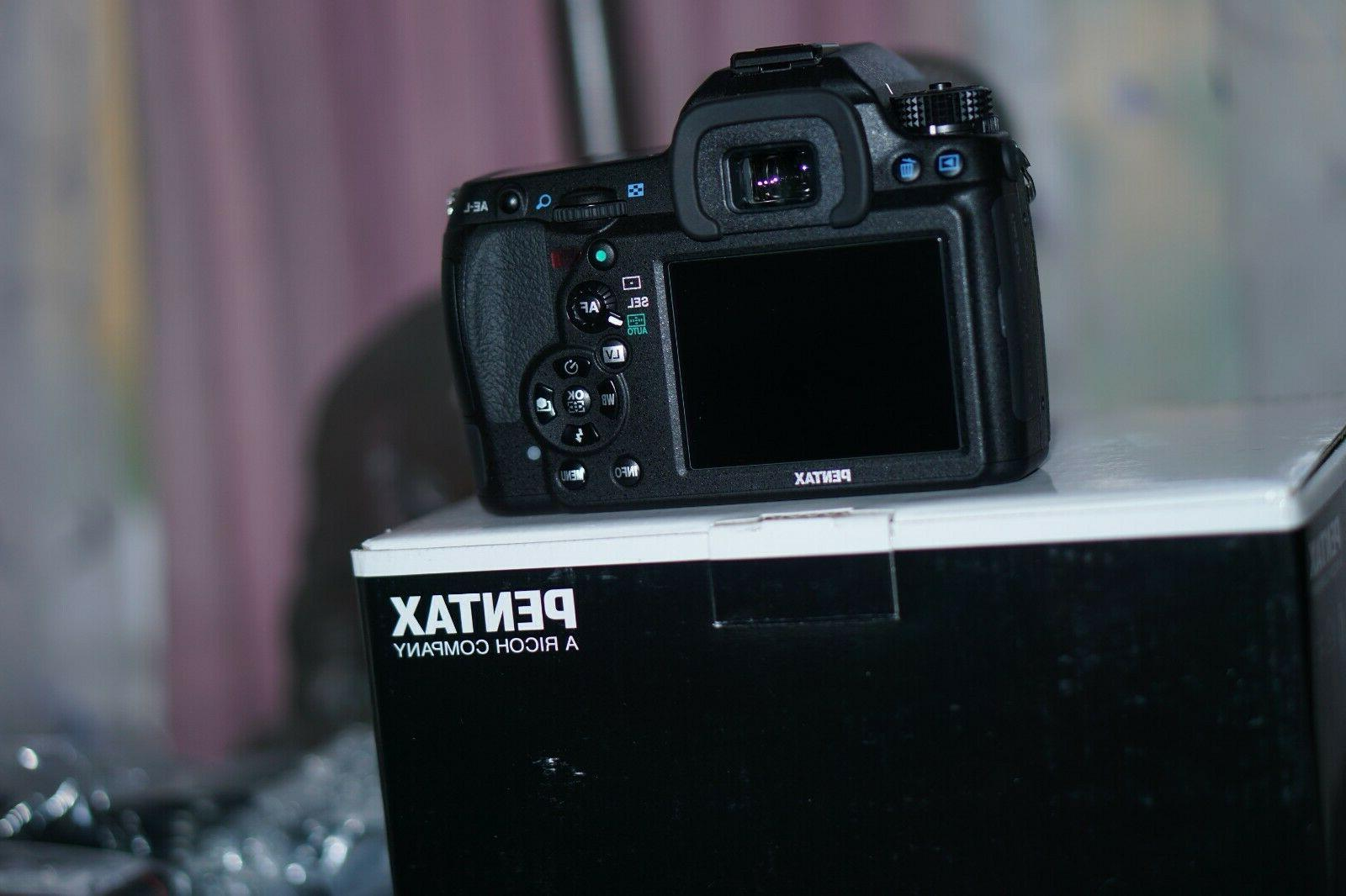 PENTAX K-5 IIs 16.3MP Camera -
