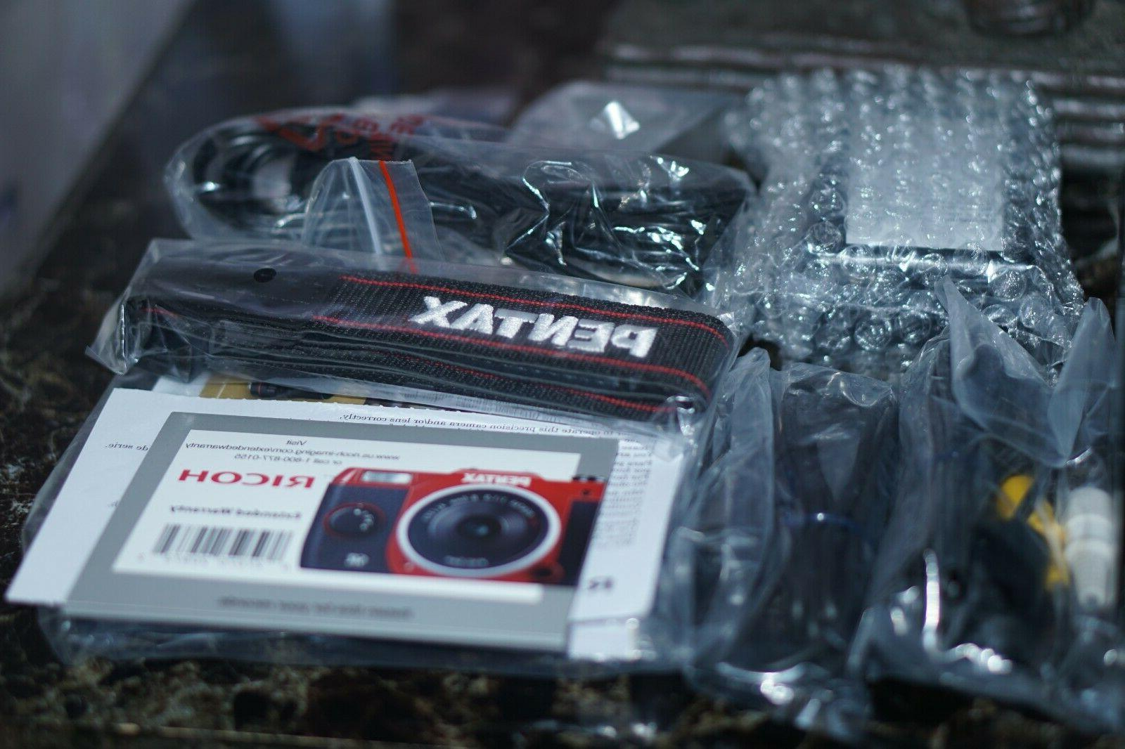 PENTAX K-5 IIs Camera - Black