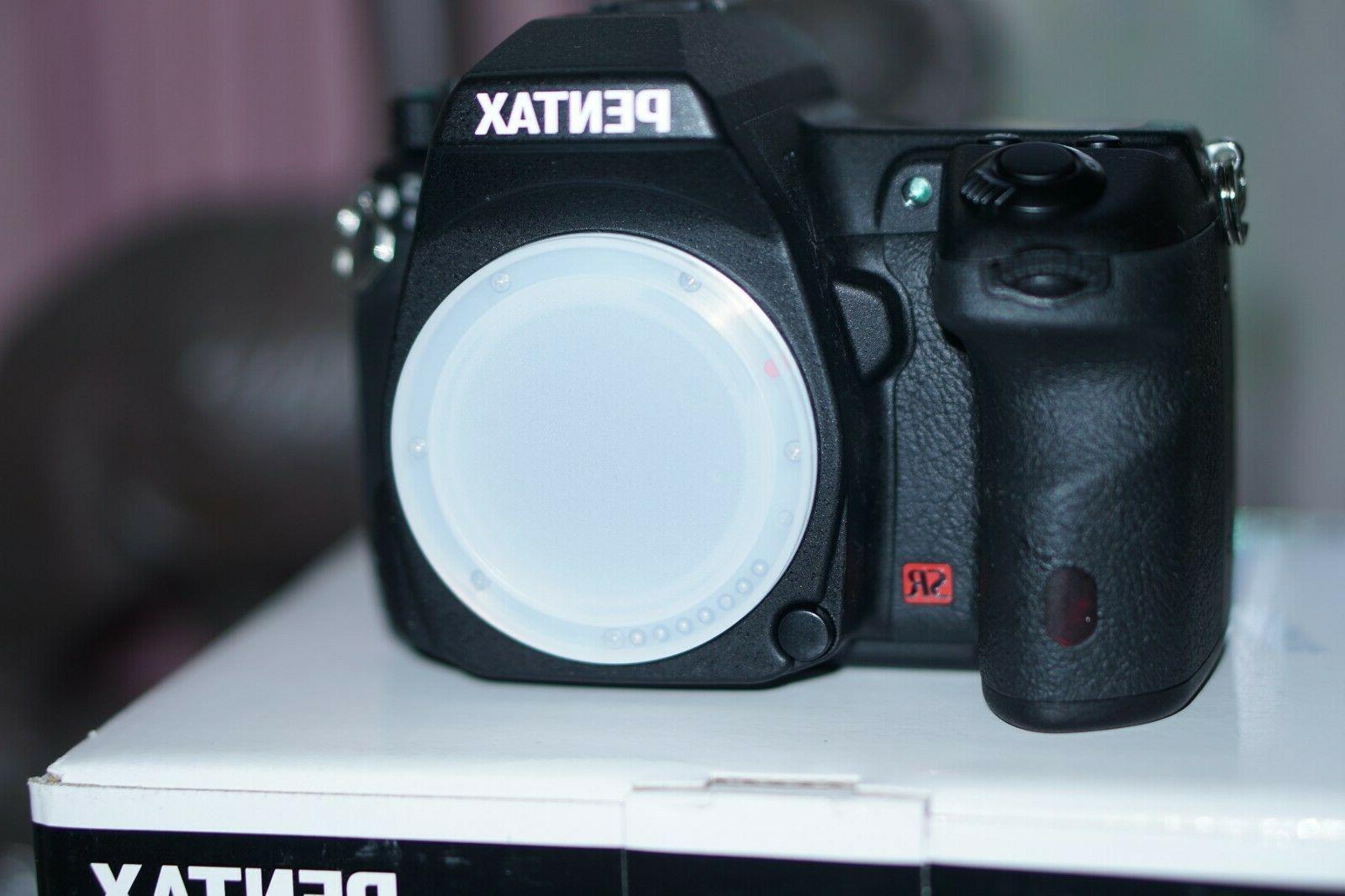 PENTAX IIs SLR Camera - Black
