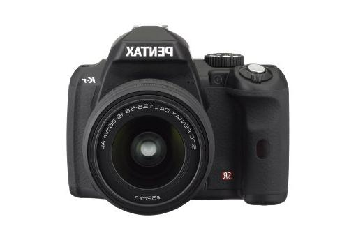 Pentax 12.4 Digital SLR Camera with 3.0-Inch and f/3.5-5.6