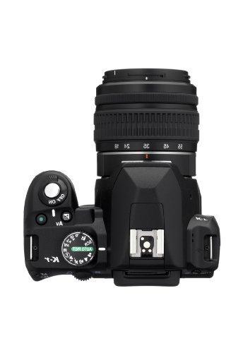 Pentax Digital SLR 3.0-Inch LCD and f/3.5-5.6 Lens