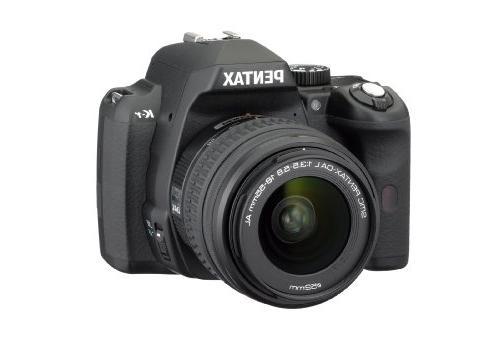 Pentax Digital Camera 3.0-Inch LCD and 18-55mm f/3.5-5.6
