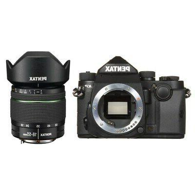 kp dslr camera body only 18 55mm