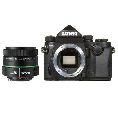 kp dslr camera with 35mm f 2