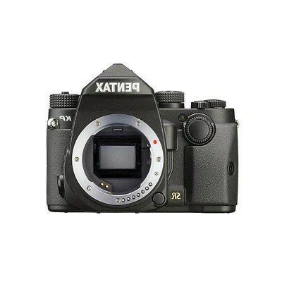 Pentax KP 24.3MP Ultra Compact Full HD Digital SLR Camera -