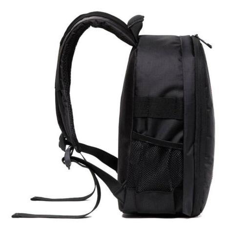 Digital Camera Waterproof Sling Backpack Bag for Canon Nikon