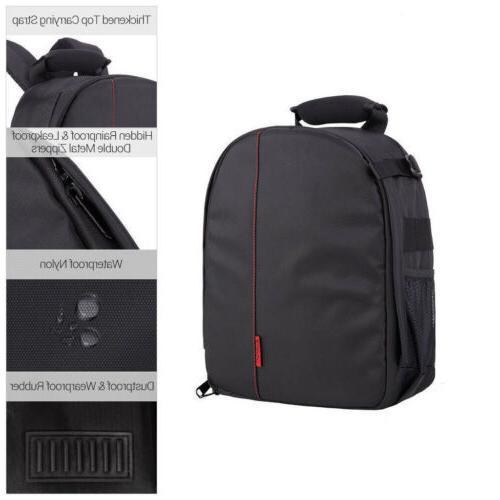 Digital Camera Backpack Bag for Canon