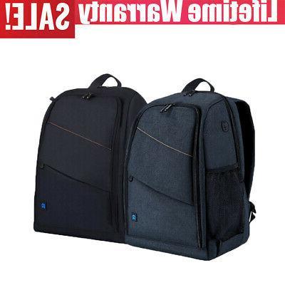 large camera backpack bag laptop waterproof