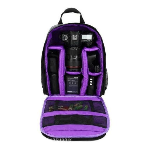 Camera Backpack Shoulder Bag Case