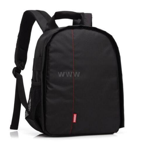Large DSLR Camera Shoulder Bag Case