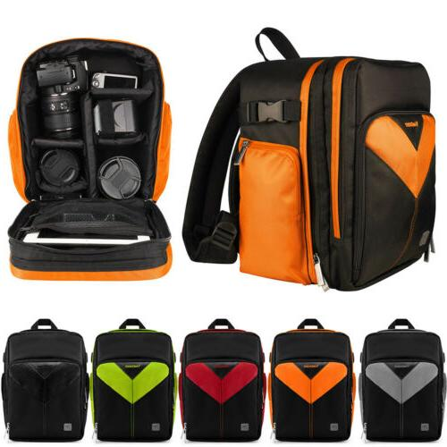 large waterproof digital dslr camera bag backpack