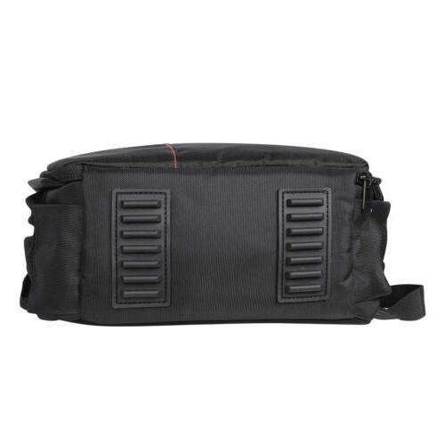 Large DSLR Backpack Laptop Shoulder Case For