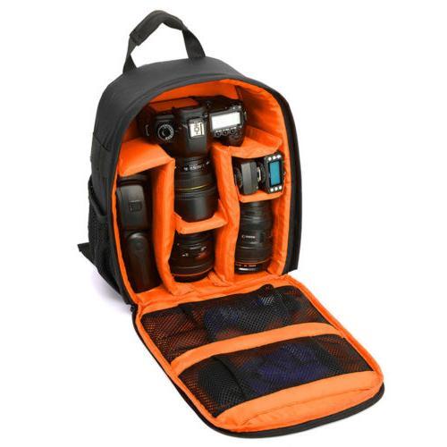 Large DSLR Backpack Shoulder Case