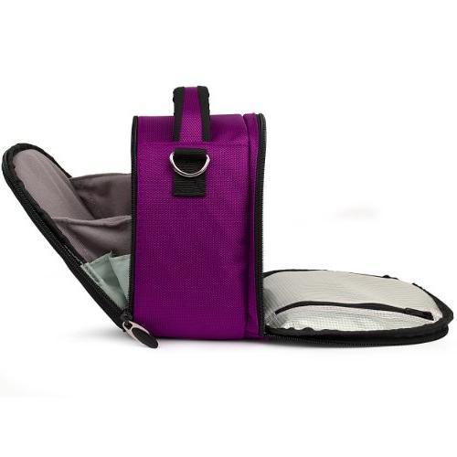 Vangoddy VGLaurelPUP Camera Case with Shoulder