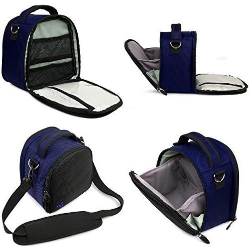 VanGoddy Blue Carrying Nikon Z6 Series, DL Compact to SLR & Mirrorless Cameras