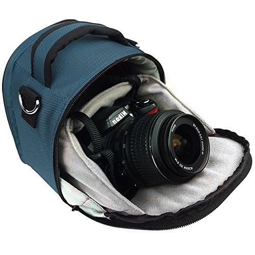 VanGoddy Carrying Bag Nikon Z6 Z7, D Series, DL &