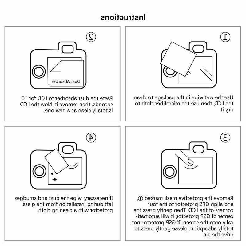 LCD Camera Protector D3300 Camera