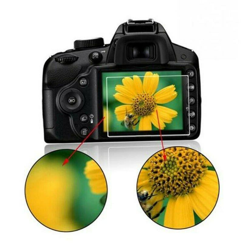 LCD Camera Screen Protector for Nikon D3100 D3200 D3300 D340