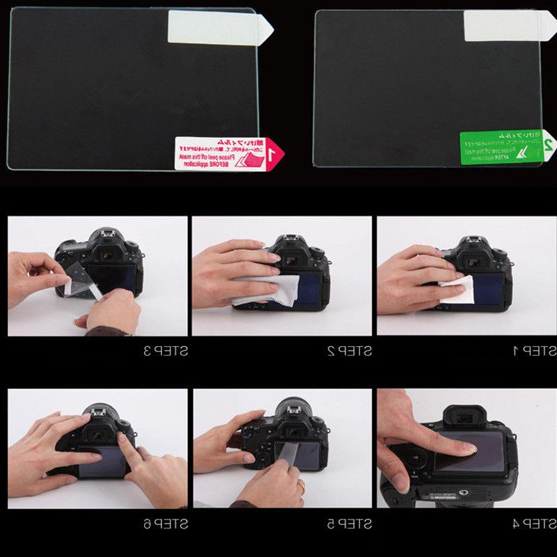 LCD Screen Protector Sony Alpha A7 A7S A7R Camera New