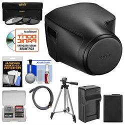 Sony LCJ-RXJ Protective Jacket Case for Cyber-Shot RX10 III
