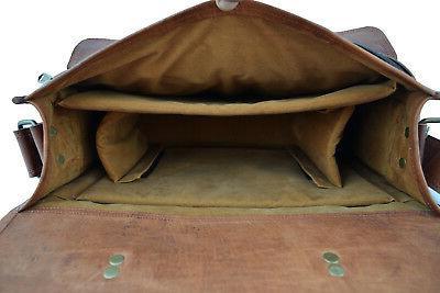 Leather DSLR Messenger SLR Crossbody