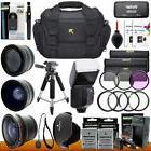 Camera Lens Accessory Kit for Nikon D5300 D5200 D3300 D3200