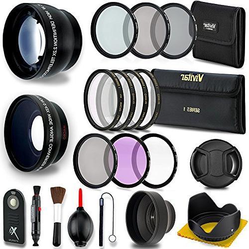 lens filter complete dslr slr