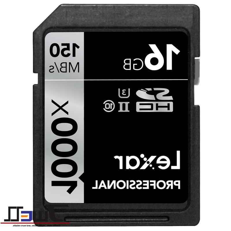 Lexar 1000x 64GB SD Card DSLR Camera