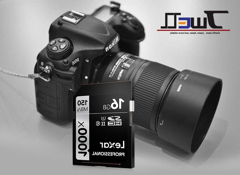 SD Card For 3D DSLR 150MB/s