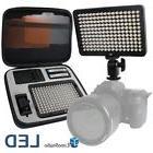 LimoStudio 176 pcs LED Light for DSLR Camera Camcorder Conti
