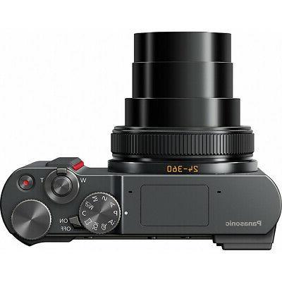 Panasonic LUMIX Digital Camera w/ 20 MP DC