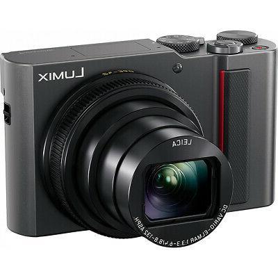 Panasonic LUMIX Camera ZS200 w/ MP DC Lens Z