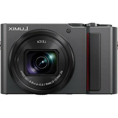 lumix 4k digital camera zs200 w 20