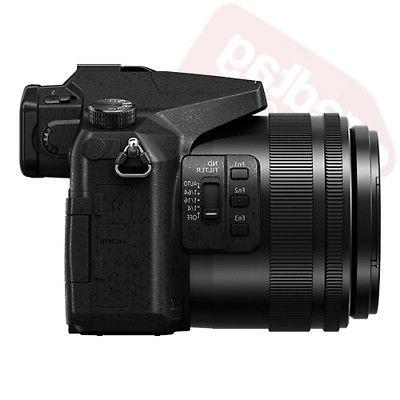 Panasonic Lumix 4K Digital Optical Zoom WiFi