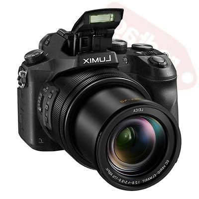 Panasonic Lumix DMC-FZ2500 20.1MP 4K Digital Camera Optical Zoom