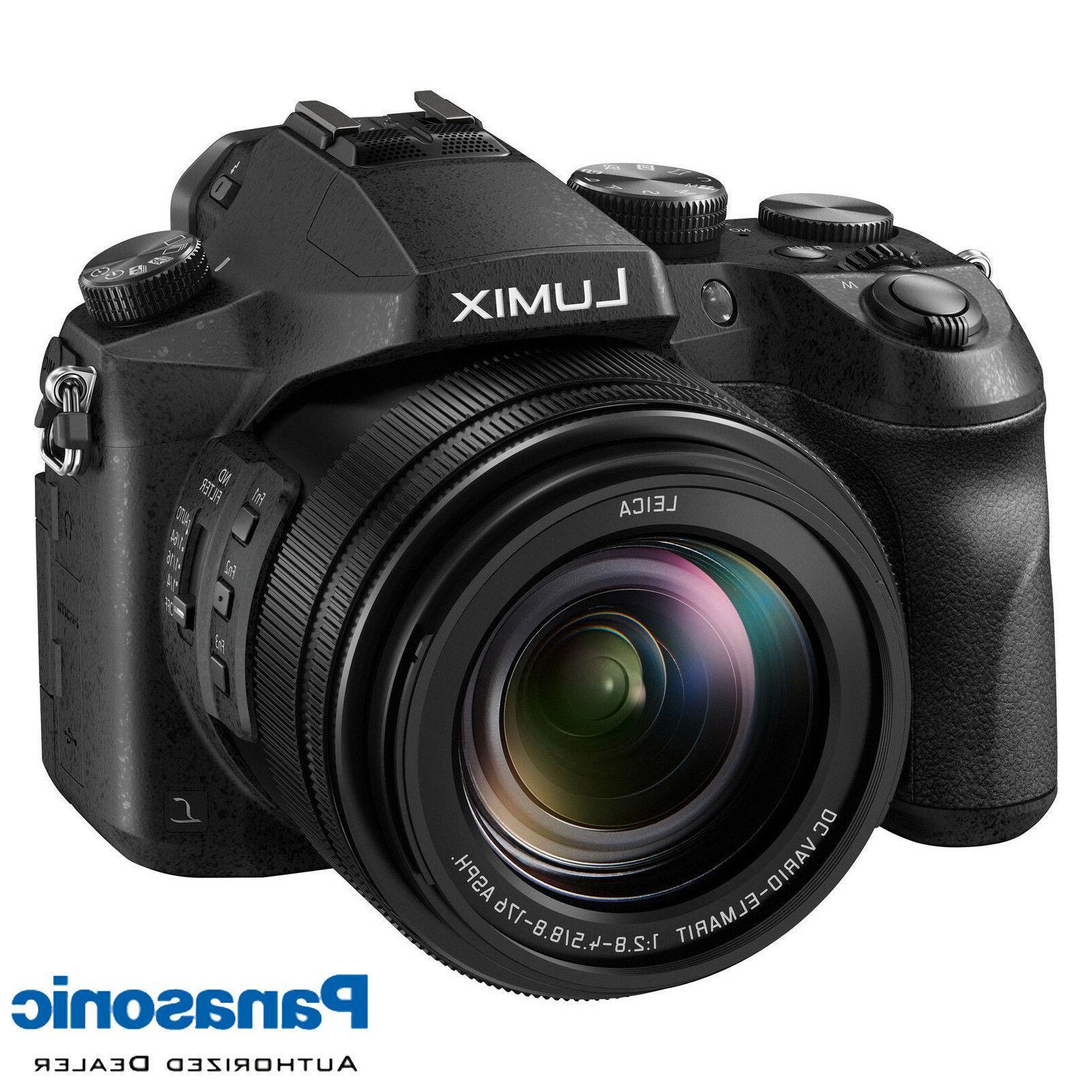 lumix dmc fz2500 digital camera usa authorized
