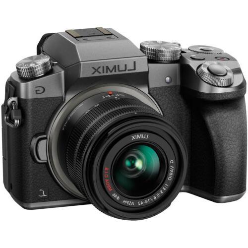 Panasonic Wi-Fi Digital Camera & 14-42mm