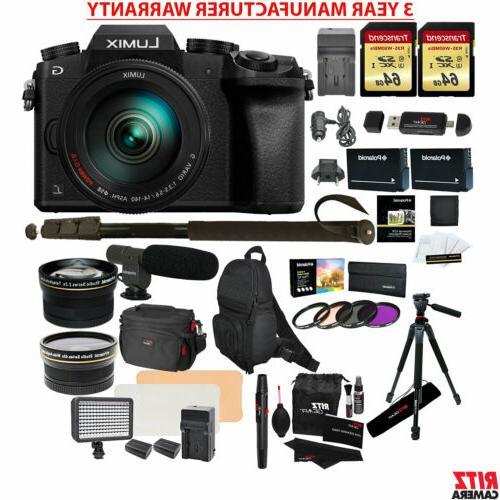 lumix dmc g7hk dslr camera 14 140mm