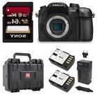 Panasonic LUMIX DMC-GH4KBODY Mirrorless 4K Cinematic Camera