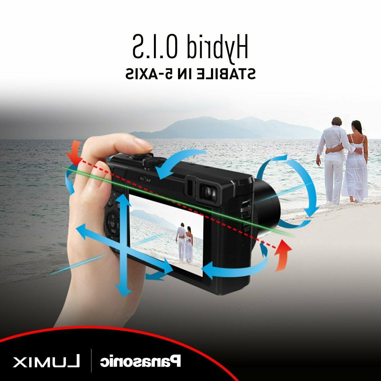 Panasonic DMC-ZS60 Digital Silver Camera Case &
