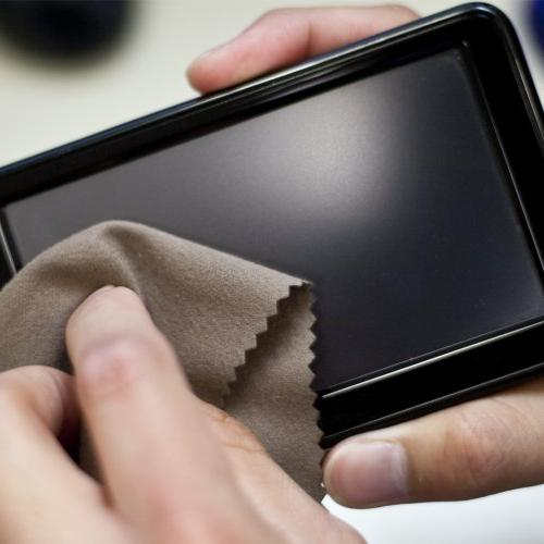 GreatShield Luxury Microfiber Cloths x inch for Eyeglass, Video Screen, Smartphone, Tablet, Jewelry